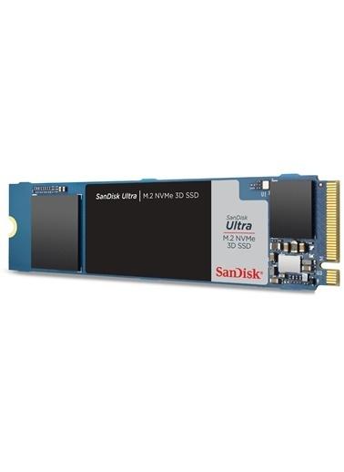 SanDisk SanDisk Ultra NVMe 3D 250GB 2400MB-950MBs M.2 SSD SDSSDH3N-250G-G25 Renkli